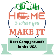 Home is where you Make it- Lemon Cove RV Park - Sequoia National Park Gateway Campground